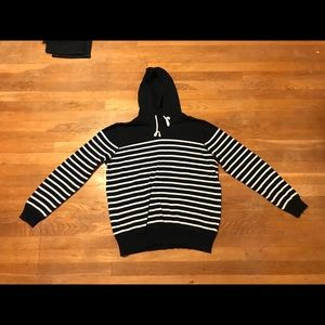 J. Crew Men's Sweatshirt with Hood